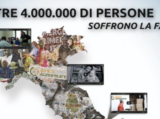 Fondazione Bancoalimentare Onlus – 5×1000 campaign