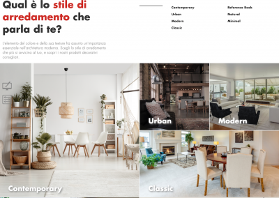 marketplace stili arredamento