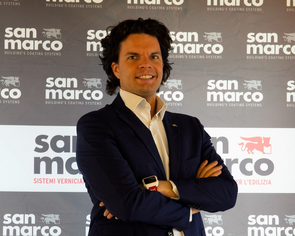 Pietro Geremia - Vicepresidente San Marco Group