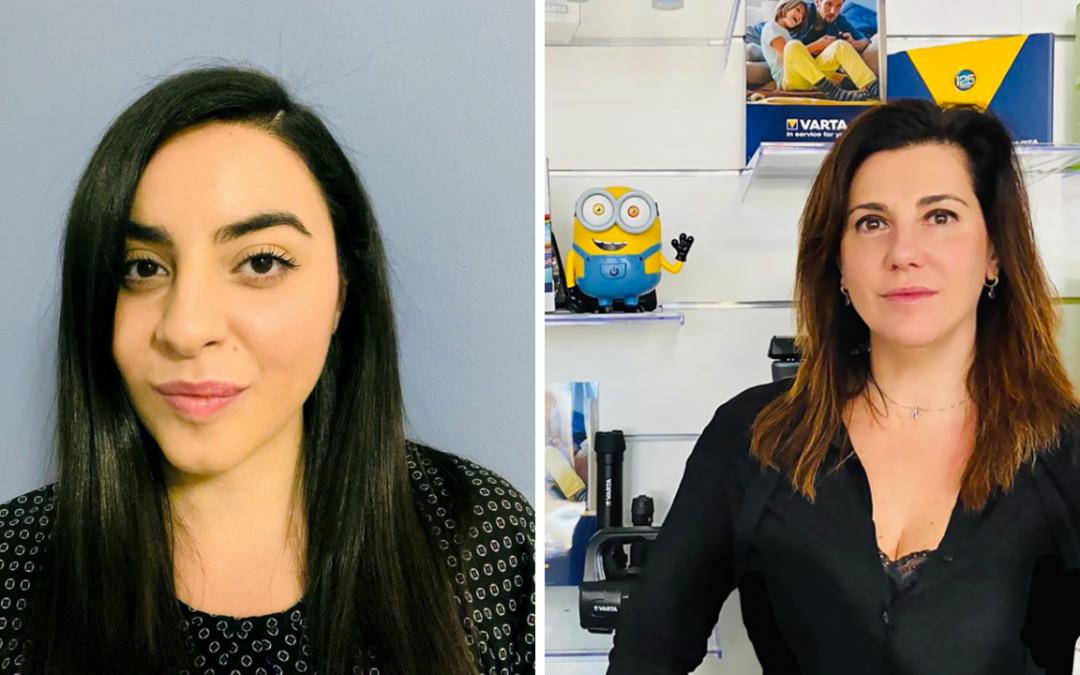 Cambi di poltrone in VARTA Consumer Batteries Italia: Diana Guarino nuova Trade Marketing Manager, Nicoletta Mastromauro National Key Account